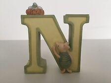 Michel Classic Pooh Winnie The Pooh Letter N