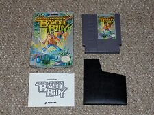 The Adventures of Bayou Billy Nintendo NES Complete in Box