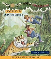 Magic Tree House Ser.: Magic Tree House Collection Bks. 17-24 by Mary Pope...