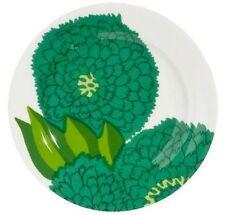 Iittala Marimekko Primavera Grass Green Plate Design Maija Isola Finland