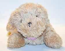 Plush Barbie Golden Retriever Dog Stuffed  Mattel 2005 Barks Interactive Lovey
