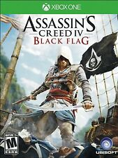 Assassin's Creed IV: Black Flag (Microsoft Xbox One, 2014)