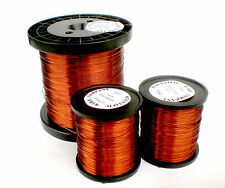 1.25mm 18 swg 500GRAMS SOLDERABLE ENAMELLED COPPER WINDING WIRE - coil wire