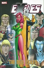 **EXILES: THE NEW EXILES VOL. 14 TPB GRAPHIC NOVEL**(2007, MARVEL)**1ST PRINT**