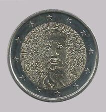Finlandia 2013 - 2 euros Comm - 125 Aniversario-El nacimiento de f.e.sillampa (unc)