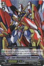 Cardfight Vanguard BT03/020EN Demonic Lord Super Dimensional Robo, Daiyusha (RR)