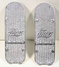 Thor Motorcycle Footboard Set - Castings -Unfinished - Antique Reproduction