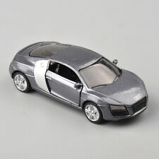 Siku 1/87 Scale 1430 Gray Audi R8 Vehicle Cars Minicar Model Kid Toy