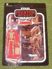 STAR WARS VINTAGE COLLECTION PHANTOM MENACE BATTLE DROID VC 78