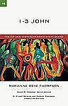 NEW 1-3 John by Marianne Meye Thompson Paperback Book (English) Free Shipping