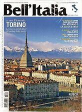 Bell'Italia 2015 355#Torino,Macugnaga,Palermo, Roma,Alta Murgia,Nusco,Valnerina