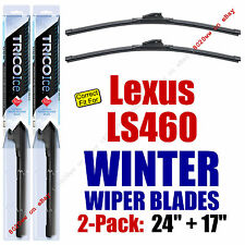 WINTER Wipers 2-Pack Premium Grade - fit 2007-2016 Lexus LS460 - 35240/170