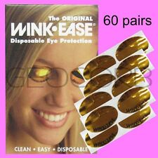 WINKEASE 60 PAIR TANNING BED EYEWEAR GOGGLES FOR UV PROTECTION EYE WEAR INDOOR