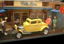 "Ford Hot Rod ""Millners  American Graffiti  Mel`s Diner 1932** Motor Max 1:64 OVP"