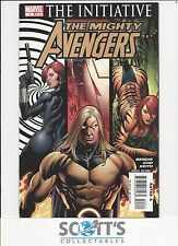 Mighty Avengers  #3  VF+   (The Initiative)