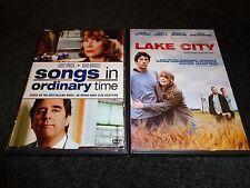 SONGS IN ORDINARY TIME & LAKE CITY-2 dvds-SISSY SPACEK, BEAU BRIDGES-Thrillers