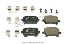 Volkswagen CC Passat (2006-2014) Brake Pad Set REAR ATE CERAMIC + Warranty