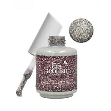IBD Just Gel APHRODITE Soak Off Glitter Nail Polish UV Manicure .5 oz Salon LED