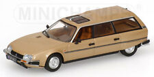 Citroen CX Break 1980 Gold metallic  400111410 Minichamps 1/43