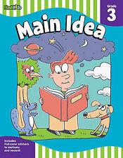 MAIN IDEA: GRADE 3 (Flash Skills) : WH4-B289 : PB 424 : LIMITED STOCK : ULN (AP)