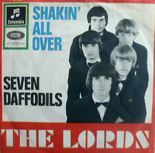 "7"" 1965 BEAT & KULT !! THE LORDS : Shakin´ All Over"