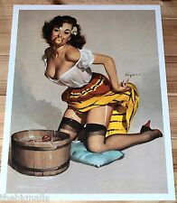 Gil Elvgren Classic Pin-Up The Winner Large Picture TASCHEN