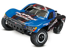 TRAXXAS Slash 2wd xl-5 AUDIO RTR (Blu Edizione) #58034-2bu
