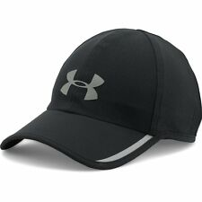 UNDER ARMOUR NEW Men's Cap Black UA Shadow ArmourVent BNWT