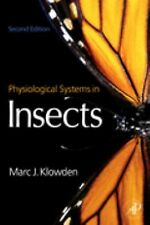 Physiological Systems in Insects, Second Edition, Klowden, Marc J., Klowden, Mar