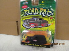 "Jada Toys  Road Rats ""39 Chevy Sedan Delivery""  1:64 Scale   MIP!!  Hot Rods!!"