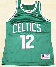 NUOVO CHAMPION Dominique Wilkins Celtics Maglia Taglia M S Sz 40 NBA BASKETBALL JERSEY