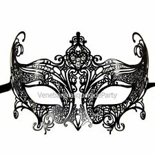 High Fashion Prom Carnival Costume Masquerade Ball Halloween metal Serena Mask