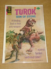 TUROK SON OF STONE #103 VF (8.0) GOLD KEY COMICS MAY 1976