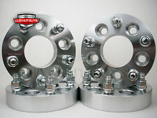 4 WHEEL SPACERS ADAPTERS | 5x5 to 5x4.75 | 1.25"
