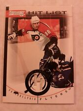 1996-97 Donruss Hit List PROMO /10000 Eric Lindros Card 1 Very Tuff Find!