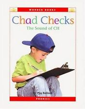 Chad Checks: The Sound of Ch (Wonder Books Phonics Readers; Blends)