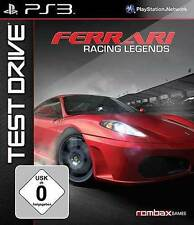 Sony PS3 Playstation 3 Spiel * Test Drive: Ferrari Racing Legends *******NEU*NEW