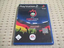 UEFA Euro 2008 für Playstation 2 PS2 PS 2 *OVP*