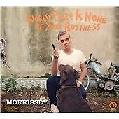 Morrissey - World Peace Is None of Your Business (2014)