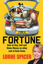 Find a Fortune: How to Buy, Sell and Make Money on eBay and at Boot Sales,ACCEPT