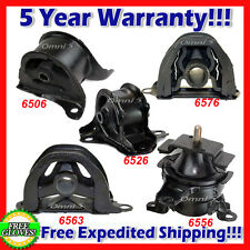 K161 Fit 99-00 HONDA CIVIC Si Model 1.6L ENGINE MOTOR & TRANS MOUNT SET 5PCS