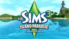 (PC/MAC) The Sims 3 : Island Paradise (ORIGIN Code) 24/7