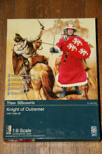 "Ignite 1/6 scale 12"" Time Silhouette KNIGHT OF OUTREMER Action Figure #CU014 MIB"