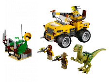 LEGO 5884 - Dino: Raptor Chase - 2012 - NO BOX
