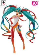 Banpresto SQ Quality Goodsmile Racing Miku 2016 Hatsune Miku Premium Figure NEW