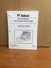 Bobcat T300 Track Loader Service Manual Shop Repair Book Part Number # 6986683