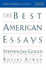 Best American Essays 2002 (The Best American Series) Stephen Jay Gould~Robert A
