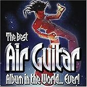THE BEST AIR GUITAR ALBUM IN THE WORLD EVER 2 CD SET DJ DISCO PARTY COLLECTION