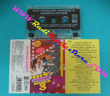 MC HIT PARADE DANCE 3 compilation 1995 DOUBLE YOU FARGETTA no cd lp dvd vhs