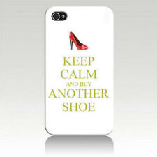 KEEP CALM AND BUY ANOTHER SHOE Printed iPhone 5 5s Case for iPhone 5s